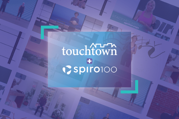 Touchtown partners with Spiro100